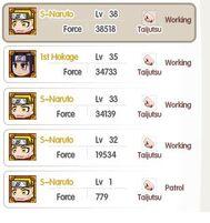 S-Naruto Icons