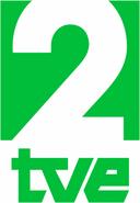 TVE2 logo 2007