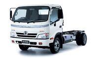 Hino-Hybrid777 truck