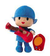 Peluche-musical-pocoyo radio guitar