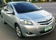 Toyota Vios(Front)