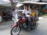 Tricycle-Batangas-Philippines