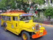 Jeepney-color-coded