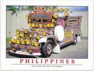Jeepney ed philippines