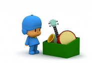 Pocoyo guitar