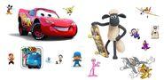 4071f3309c disney planes disney pixar cars dibo the gift dragon tayo the little bus shaun the sheep mr bean cartoon friends