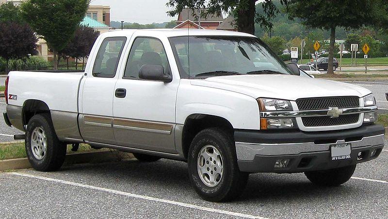 image 800px 2003 2005 chevrolet silverado 09 03 2010 jpg rh pocoyoworld wikia com Silverado Truck Lock Truck Repair Parts