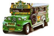 Jeepney-green
