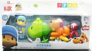 2-styles-cartoon-pocoyo-action-figure-genuine (1) taxi