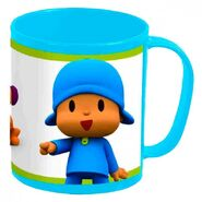 Taza-microondas-pocoyo mug