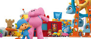 Mundo pocoyo pocoyo world
