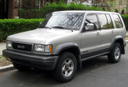 Isuzu Trooper LS -- 12-20-2013