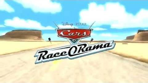 Cars Race-O-Rama Game Trailer