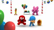 Let's Go Pocoyo ! - The Birthday Party (S01E14) - YouTube8
