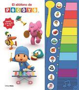 El xilofono de Pocoyo-Zinkia Entertainment S A-9788408095224