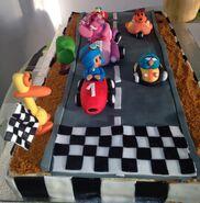 Pocoyo2 racing