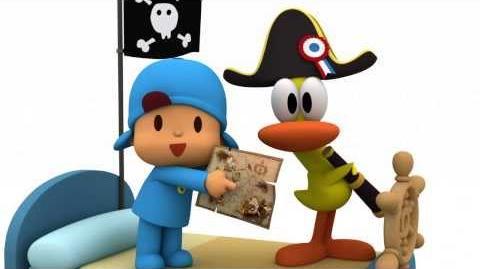 Let's Go Pocoyo Ahoy, Pocoyo (S03E31)