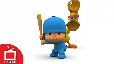 Pocoyo - Bat and Ball! (S01E27)