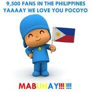 Philippines pocoyo