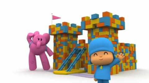 Pocoyo - Don't touch! (S01E19)