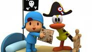 Pocoyo and Duck S03E31