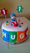 IMG 20141205 120001 cake race carrera racing car cars pocoyo