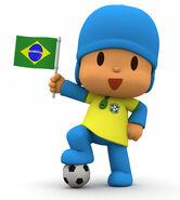 Brasil Pocoyo