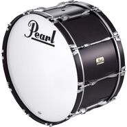 DV020 Jpg Jumbo 466991.968 black bass drum