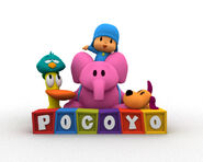 1. Pocoyo Princ Blog