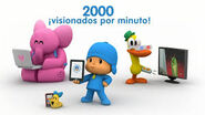 Friends pocoyo