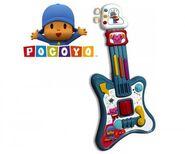 Pocoyo guitarra infantil 069338AQE 1