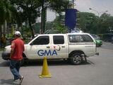 GMA truck