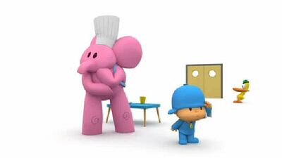 Pocoyo - Table for Fun (S01E22)