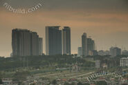 Fort bonifacio skyline