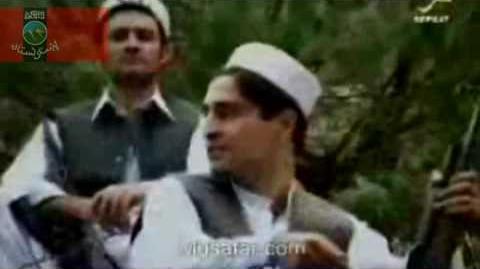 Zeek Afridi - Khyber Zalmi (Pashtun Zindabad)