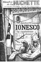 İonesco affiche