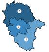 ZINA Condado Mapa