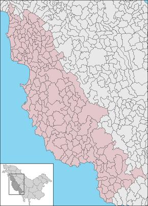 Varelia map
