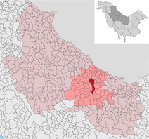 Valea Ioanistu en Pohlania