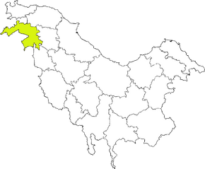 ZARLOV-VALSI Condado en Pohlania
