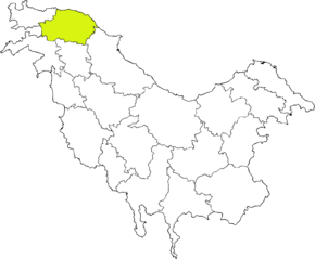 LOVASNA Condado en Pohlania