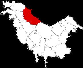 GRAILA Condado en Pohlania