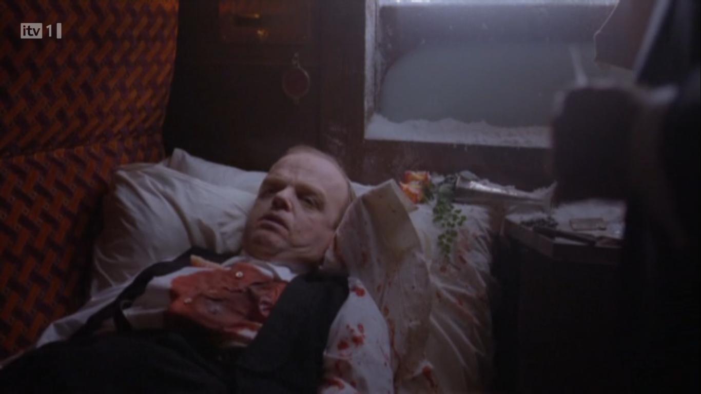 Murder On The Orient Express Hercule Poirot Wiki Fandom