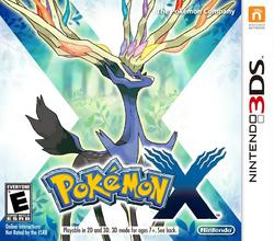 Pokémon X North America