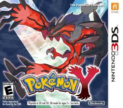 Pokémon Y North America