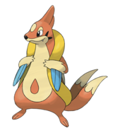 419 Floatzel Art