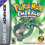 Pokémon Emerald North America