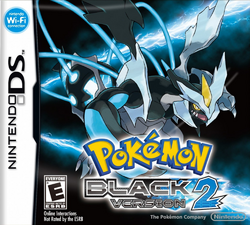 Pokémon Black 2 North America