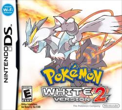 Pokémon White 2 North America