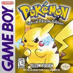Pokémon Yellow North America